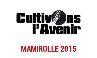 Plateforme Fourragère Mamirolle 2015