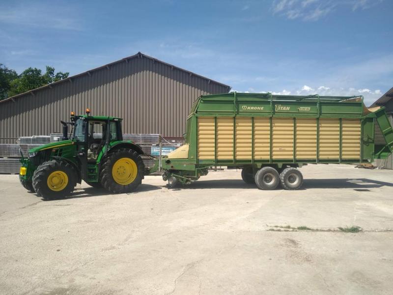 Tracteur 6M Polyvalent