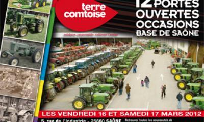 Portes Ouvertes à Saône les 16 et 17 mars