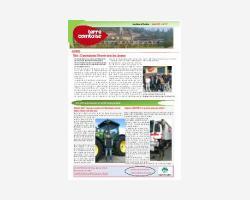 NEWSLETTER N° 57 - AVRIL 2017