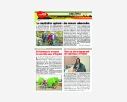 NEWSLETTER 46 - AVRIL 2016
