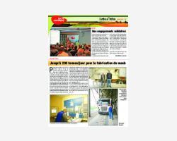 Newsletter 12 - Janvier 2013