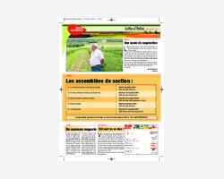 Newsletter 11 - Novembre 2012