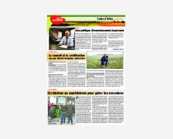 Newsletter 13 - Avril 2013
