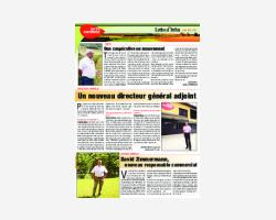Newsletter 14 - Juiller 2013