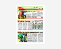 Newsletter 16 - Octobre 2013