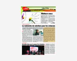 Newsletter 19 - Janvier 2014