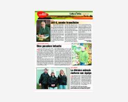 Newsletter 20 - Février 2014