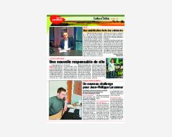 Newsletter 22 - Avril 2014