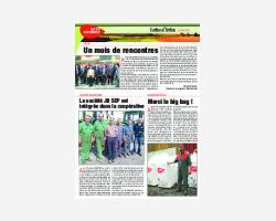 Newsletter 24 - Juin 2014