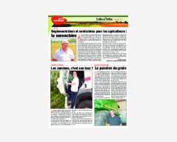 Newsletter 25 - Juillet 2014