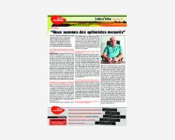 Newsletter 29 - Novembre 2014
