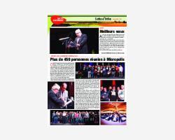 Newsletter 31 - Janvier 2015