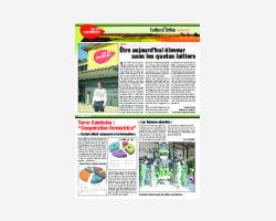 Newsletter 35 - Mai 2015
