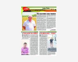 Newsletter 37 - Juillet 2015