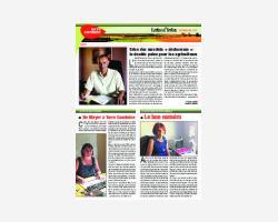 Newsletter 39 - Septembre 2015