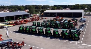 Tracteur John Deere 6200